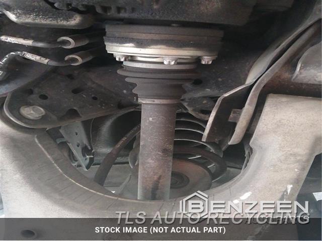 2011 Bmw X6 Axle Shaft  REAR, EXC. HYBRID