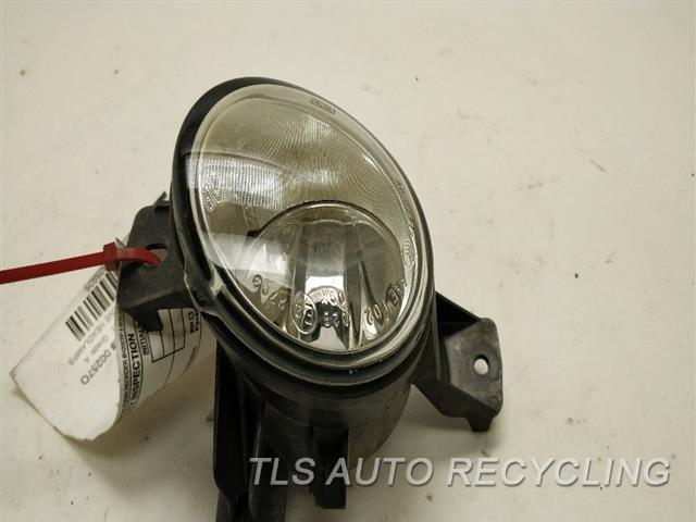 2011 Bmw X6 Front Lamp TAB HAS BEEN REPAIRED PERFECTLY RH,FOG-DRIVING, ADAPTIVE HEADLAMPS