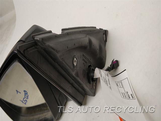 2011 Bmw X6 Side View Mirror MINOR SCUFF ON BLACK PALSTIC TRIM LH,BLK,PM,POWER, AUTOMATIC DIMMING
