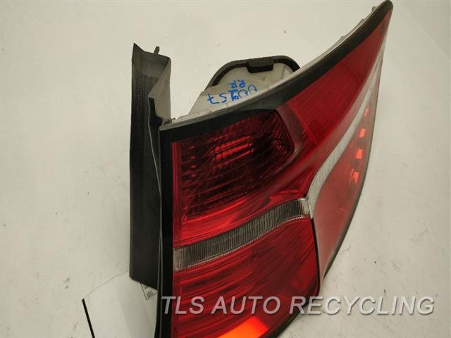 2011 Bmw X6 Tail Lamp  RH,QUARTER PANEL MOUNTED, R.