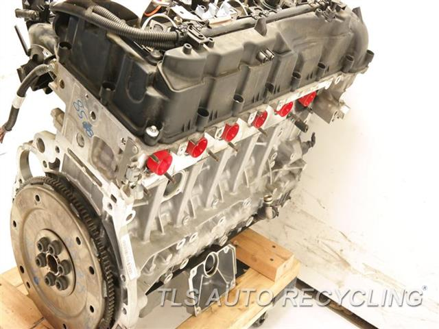 2014 Bmw X6 Engine Assembly Engine Assembly 1 Year Warranty Used