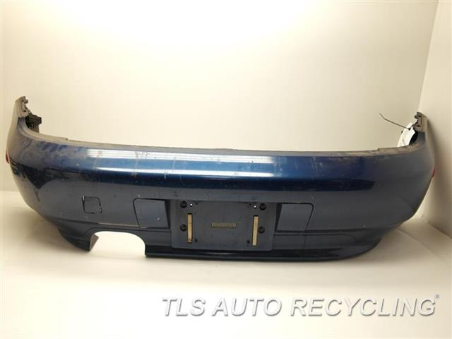 2000 Bmw Z3 Bumper Cover Rear Scratches In Center