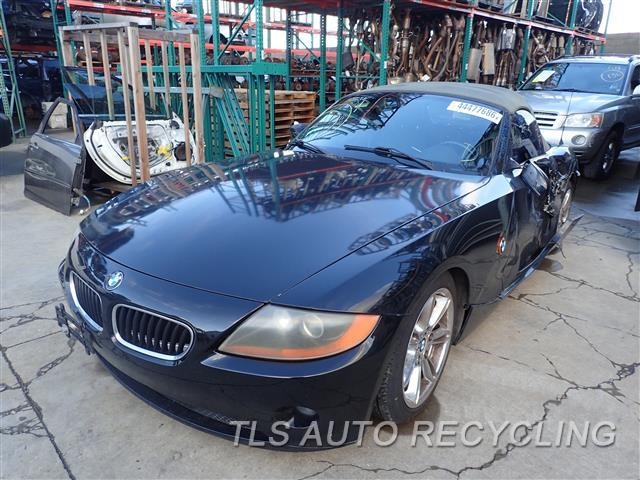 Parting Out 2003 Bmw Z4 Stock 7026pr Tls Auto Recyclingrhtlsautorecycling: Bmw 2004 Z4 Airbag Sensor Location At Elf-jo.com