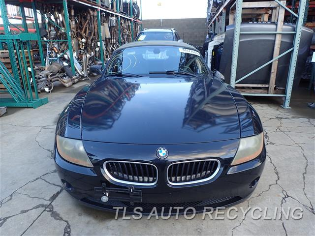 Parting out 2003 bmw z4 stock 7026pr tls auto recycling sciox Images