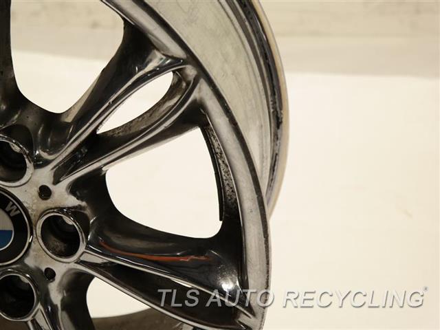 2003 Bmw Z4 Wheel Chrome 17x8 7 Double Spoke Wheel