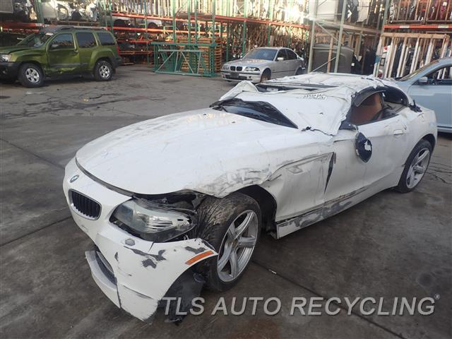 Parting Out 2013 Bmw Z4 Stock 6428bk Tls Auto Recycling