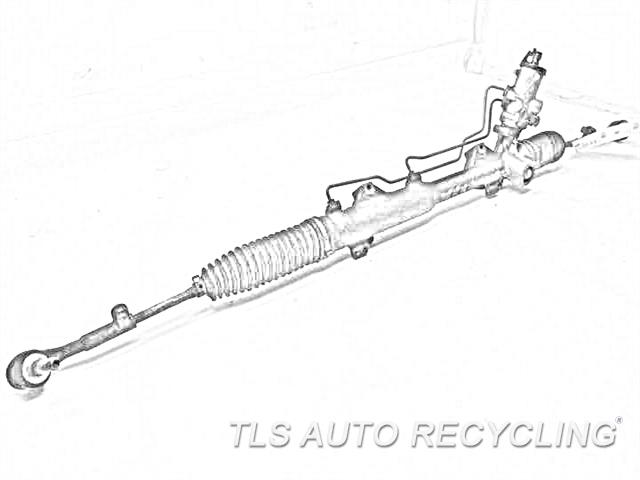 2017 Buick Regal Steering Gear Rack  POWER RACK AND PINION,SUSPENSION