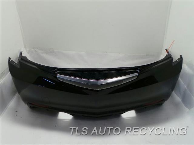 2013 cadillac ats bumper cover rear three damaged tabs scratches on the middle section. Black Bedroom Furniture Sets. Home Design Ideas