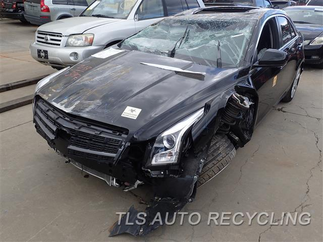 Parting Out 2013 Cadillac Ats Stock 7051or Tls Auto Recycling