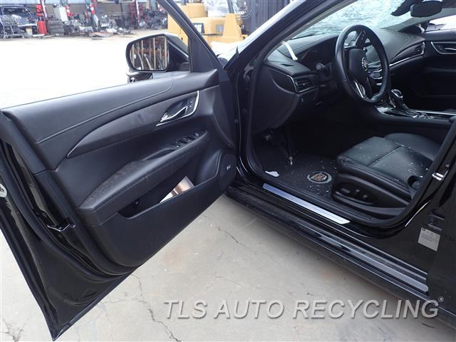Parting Out 2013 Cadillac ATS - Stock - 7051OR - TLS Auto