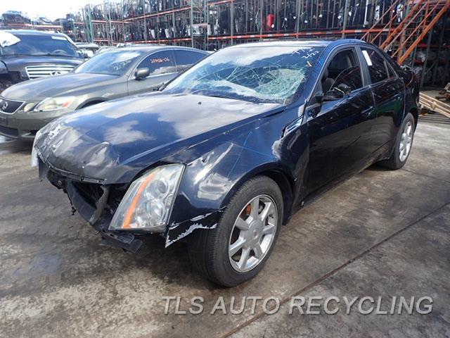 2008 Cadillac CTS Parts Stock# 8140BR