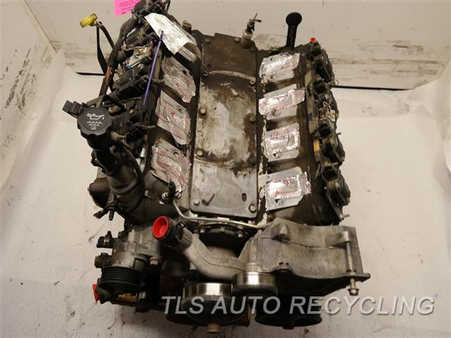 2007 Cadillac Escalaesv Engine Assembly  ENGINE ASSEMBLY 1 YEAR WARRANTY
