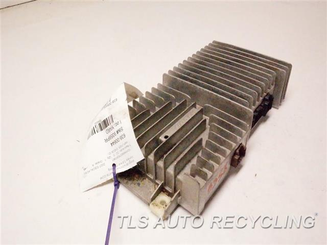 2007 Cadillac Escalaesv Radio Audio / Amp  AMPLIFIER, 15864110