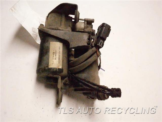 2007 Cadillac Escalaesv Susp Comp Pump  AIR SUSPENSION COMPRESOR 15296756