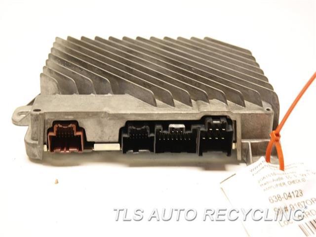 Genuine OEM Cadillac XTS recycled Auto parts - 2014 radio audio / amp  online  TLS Auto Recycling