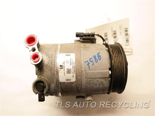 2015 Chevrolet Corvette ac compressor - 2329438323105946 - Used - A