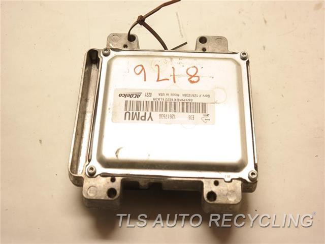 2008 Chevrolet Silvrdo15 Eng/motor Cont Mod  12612384 ENGINE CONTROL COMPUTER