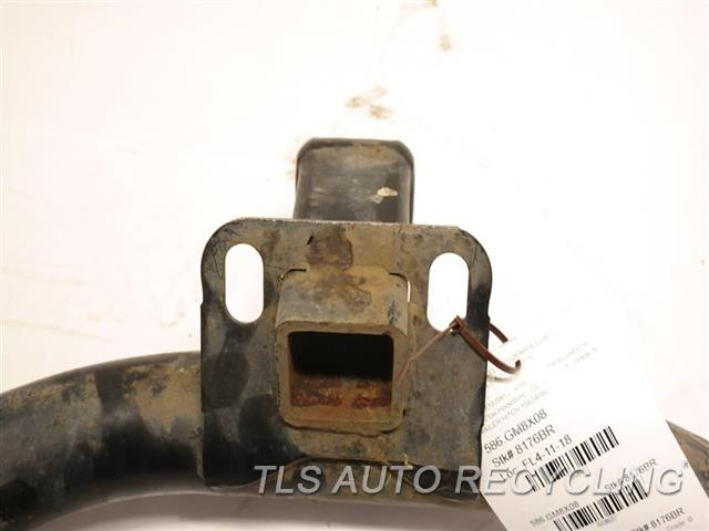 2008 Chevrolet SILVRDO15 trailer hitch - HAS RUST ON THE MIDDLE