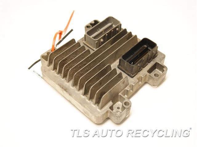 2009 Chevrolet Silvrdo15 Eng/motor Cont Mod 12625455 12630500 ENGINE CONTROL COMPUTER