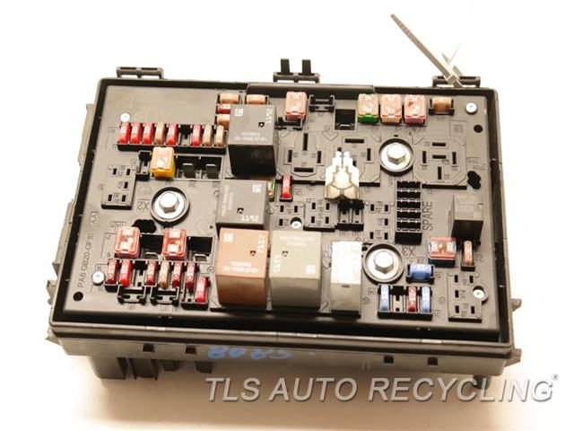 chevy volt fuse box 2013 chevrolet volt 22785254 used a grade  2013 chevrolet volt 22785254 used