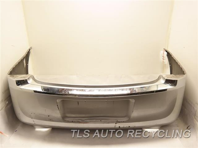 2012 chrysler 300 bumper cover rear 68071980aa has minor dents scrapes and paint chipping in. Black Bedroom Furniture Sets. Home Design Ideas