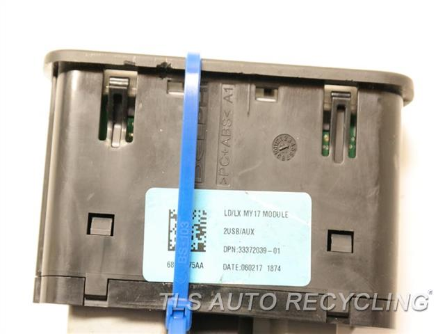 2017 Chrysler 300 Misc Electrical  68316561AC USB CHARGING AUXILIARY