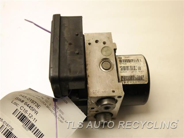 2006 Chrysler 300c Abs Pump 5191296AA 4779432AE ANTI-LOCK BRAKE/ABS PUMP