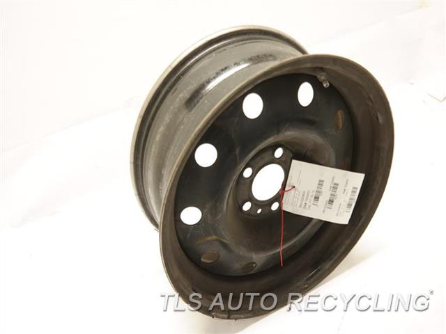 2008 dodge charger wheel 17x7 steel wheel used a grade. Black Bedroom Furniture Sets. Home Design Ideas
