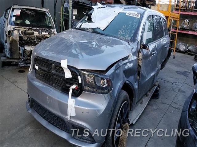 2017 Dodge DURANGO Parts Stock# 9791BK