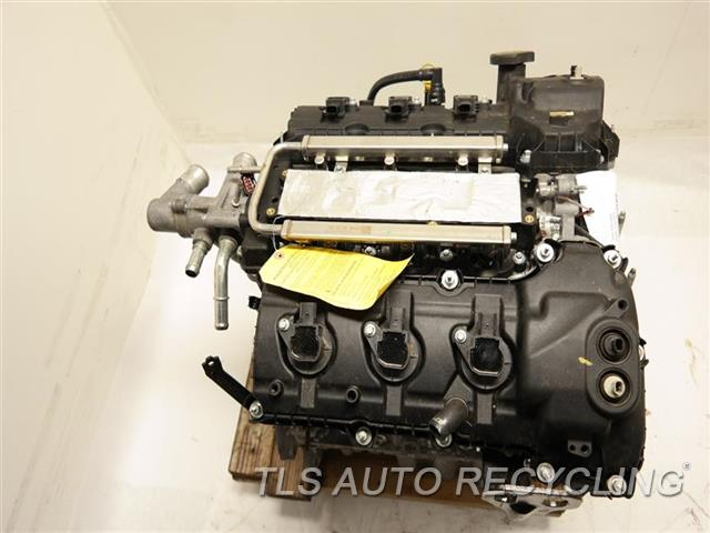 2013 Ford Edge Engine Assembly Engine Long Block 1 Year