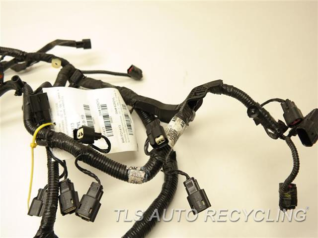 2013 ford edge engine wire harness - bu5t12c508j4cp7 ... pioneer super tuner wiring harness