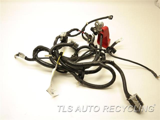 2013 ford edge engine wire harness - ct4t14b060bc - used ... radio wiring harness for ford taurus