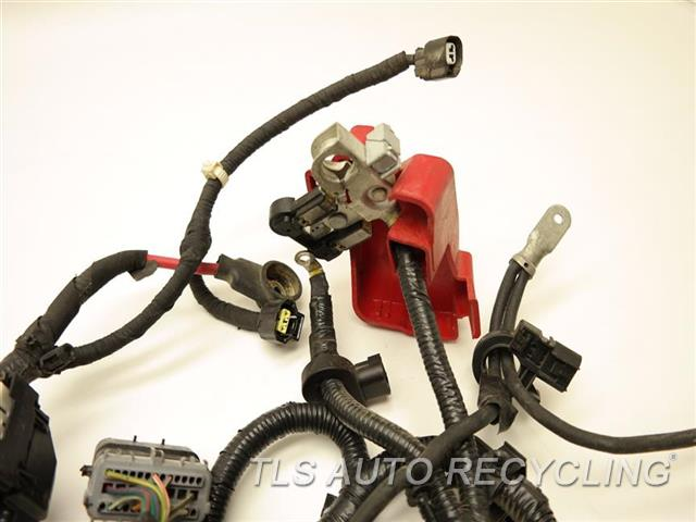 2013 ford edge engine wire harness - ct4t14b060bc - used ... ford edge trailer wire harness