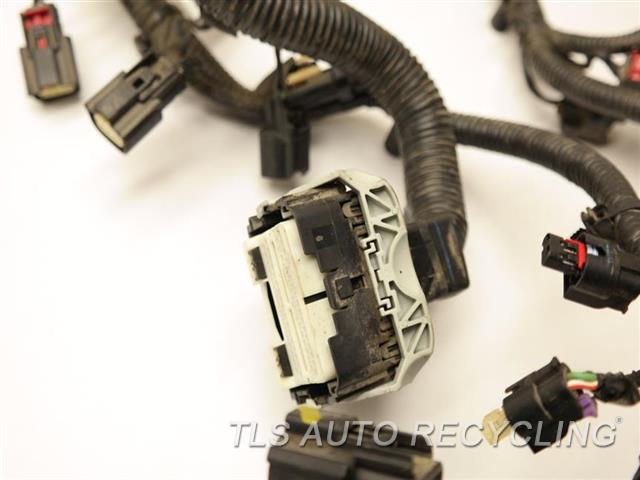 2013 Ford Edge Engine Wire Harness Bu5t12c508 Used A Grade