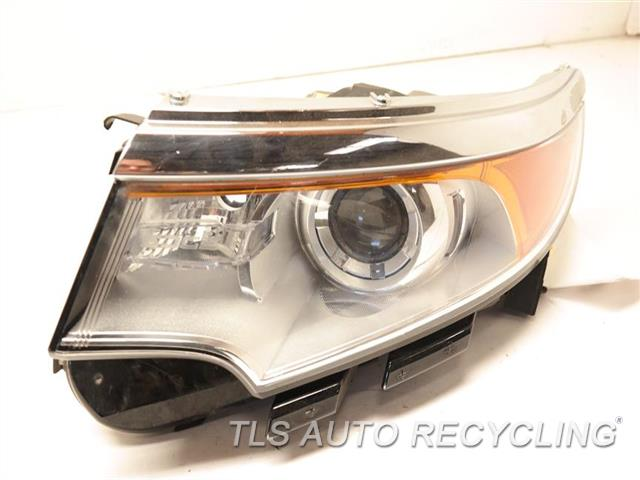 Ford Edge Headlamp Assembly Btzd Two Tabs Are Damaged Can Not Be Repaired Driver