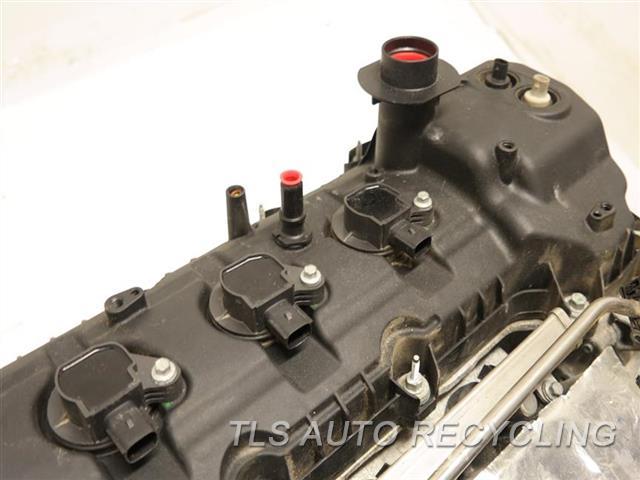 2013 Ford Explorer Engine Assembly Engine Long Block 1