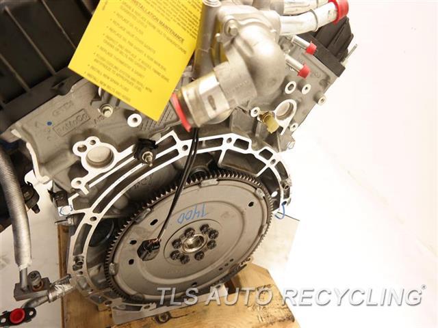 2017 Ford Explorer Engine Assembly Engine Long Block 1