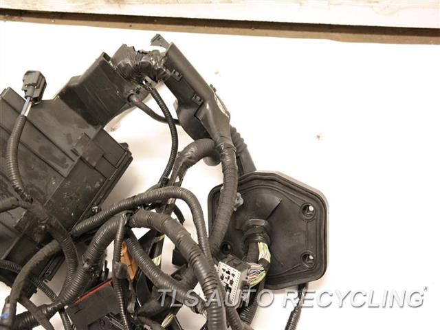 2017 Ford Explorer Engine Wire Harness - Gb5z14a005akhb5t-14290-adc Main Wiring Harness