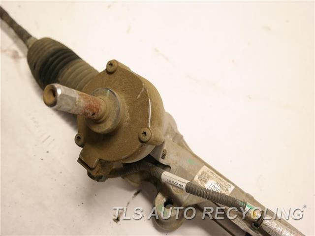 2017 Ford Explorer Steering Gear Rack  (POWER RACK AND PINION), ELECTRIC