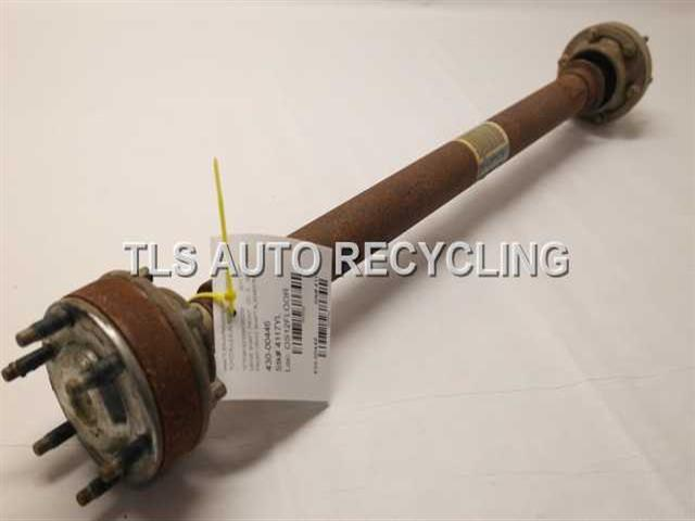 2011 Ford F150 Drive Line Front Front Drive Shaft