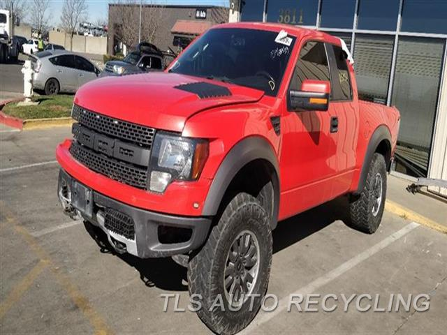 2010 Ford F150RAPTR Parts Stock# 00122B