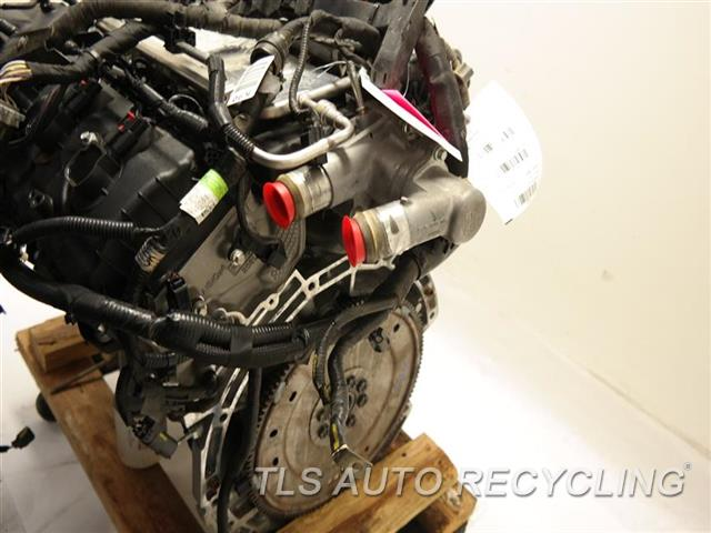 2013 Ford Flex Engine Assembly Engine Long Block 1 Year