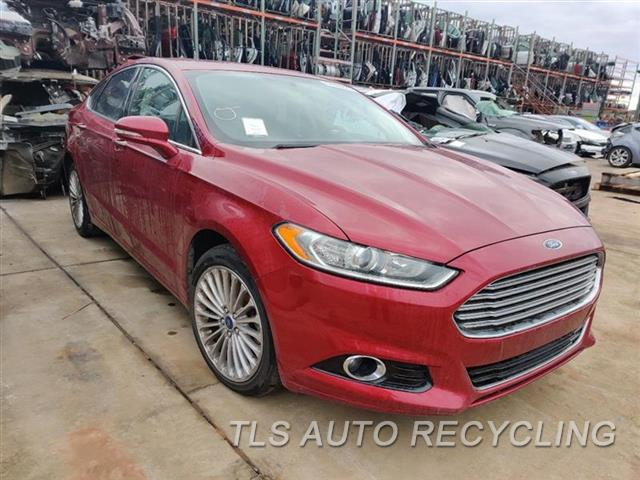 2014 Ford FUSION Parts Stock# 10085Y