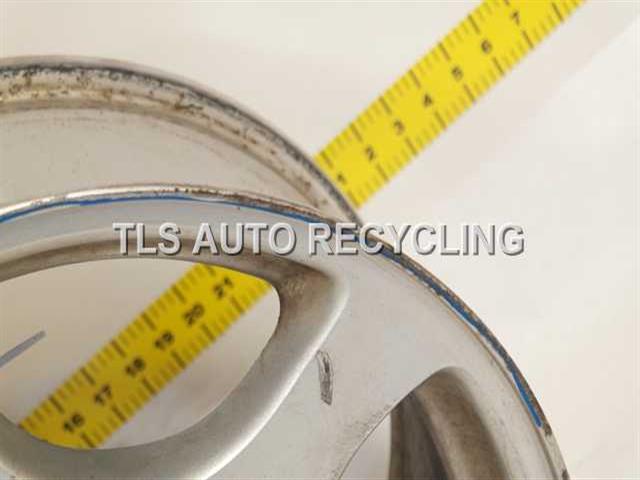 2004 Ford Mustang Wheel WHEEL,  HAS CURB RASHES 16X7-1/2 ALUMINUM BRIGHT FINISH