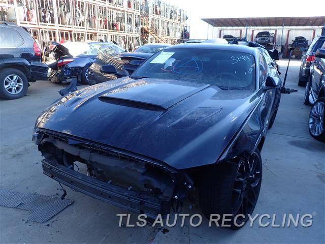 Mustang Used Parts >> Parting Out 2015 Ford Mustang Stock 7065bl Tls Auto Recycling