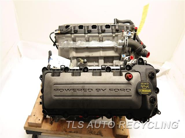 2015 Ford Mustang Engine Assembly Engine Long Block 1