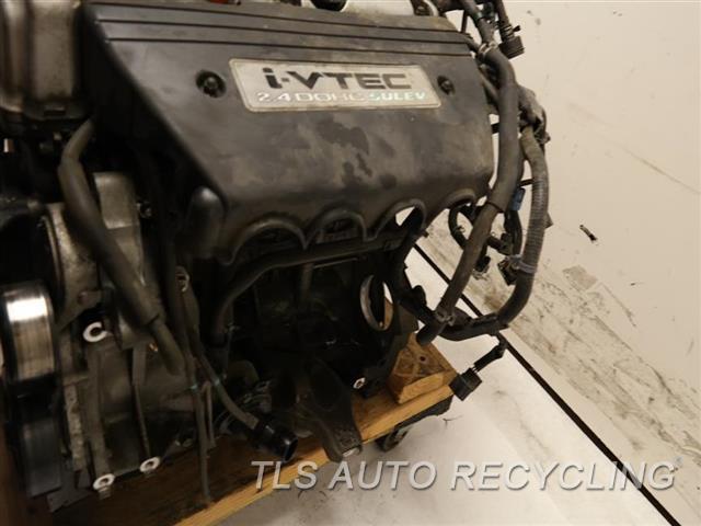 2006 Honda Accord Engine Assembly 2.4L ENGINE ASSEMBLY 1 1YEAR WARRANTY
