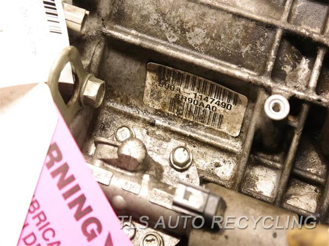 2008 Honda Accord Transmission  AUTOMATIC TRANSMISSION 1 YR WARRANTY