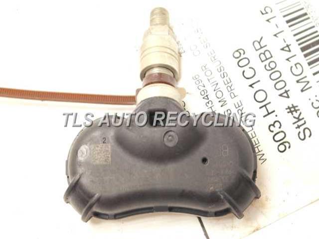 2009 honda civic tire press monitor 42753 tr3 a81wheel for Honda civic tire pressure