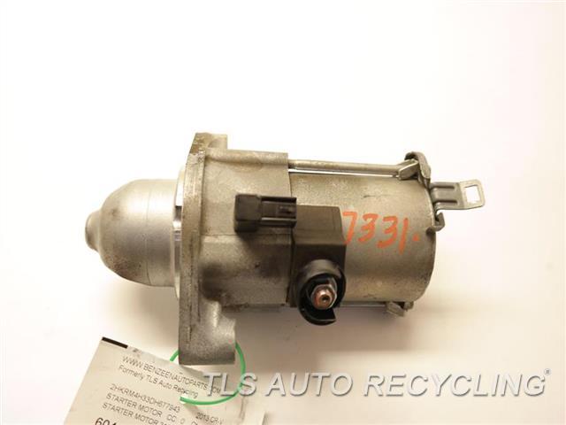 2013 honda cr v starter motor 31200rx0a01 used a grade for Honda crv starter motor